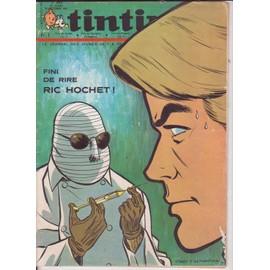 Journal De Tintin N� 992 : Fini De Rireric Hochet