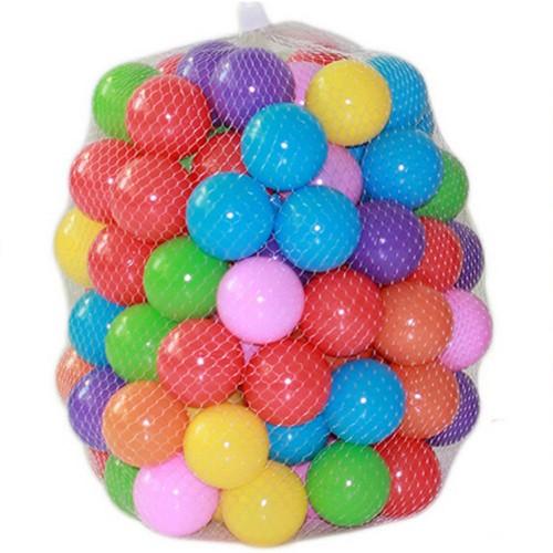 50pcs balles color es de piscine balles de jeux jouet enfant for Piscine a balle jouet club