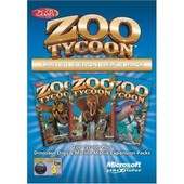 Zoo Tycoon Complete Collection - Ensemble Complet - Pc - Cd - Win - Fran�ais