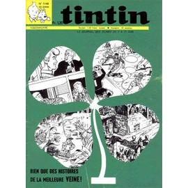 *Tintin*Journal N� 1148 : Tintin Periodiques