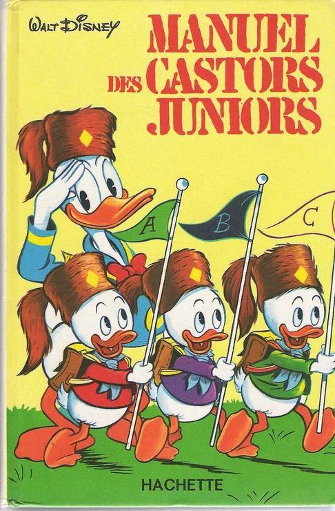 Premier manuel des castors juniors 112897