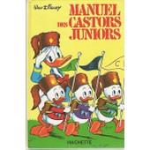 1er Manuel Des Castors Juniors de walt disney