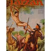 Tarzan Seigneur De La Jungle N�65 L'ile Vivante D'azkorim de Edgar Rice Burroughs