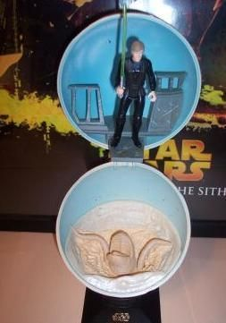 "Star Wars "" Star Wars Galaxy "" Tatooine Luke Skywalker 1998"
