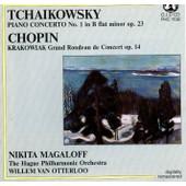 Tchaikowski (Piano Concerto No1) & Chopin (Krakowiak Grand Rondeau) - Nikita Magaloff - Hague Philarmonic Orchestra - Tchaikowsky, Peter