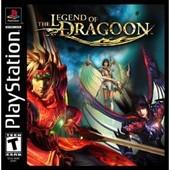 Legend Of Dragoon - Version Us