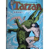 Tarzan Geant N�61 L'armee Des Elephants de edgar rice burroughs