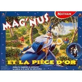 Mag'nus Et La Pi�ce D'or