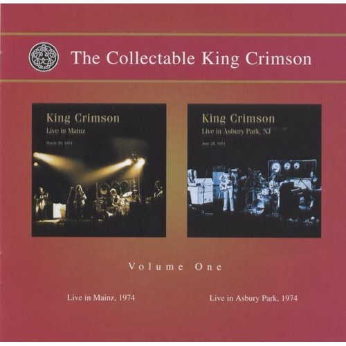 The Collectable King Crimson Volume One