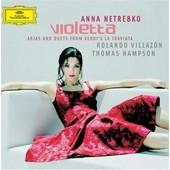 Violetta: Arias & Duets From Verdi's La Traviata - Limited Edition - Netrebko