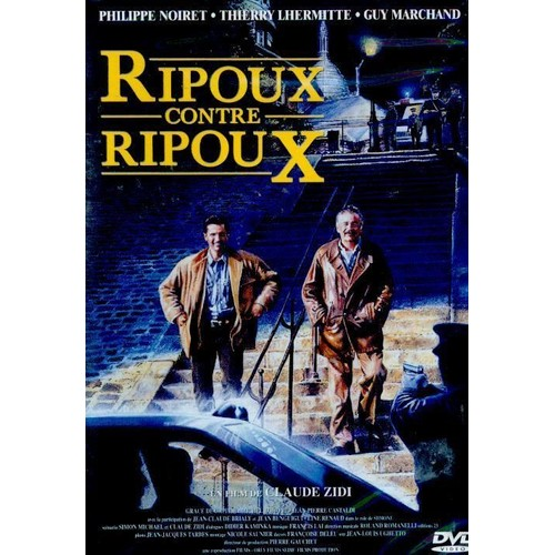 DVD AVENTI RIPOUX CONTRE RIPOUX