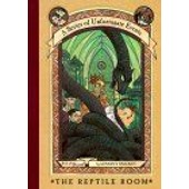 The Reptile Room A Series Of Unfortunate Events, Book 2 de Lemony Snicke