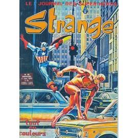 Strange N� 42 De Juin 1973