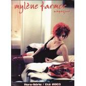 Mylene Farmer Magazine Hors-Serie �t� 2003