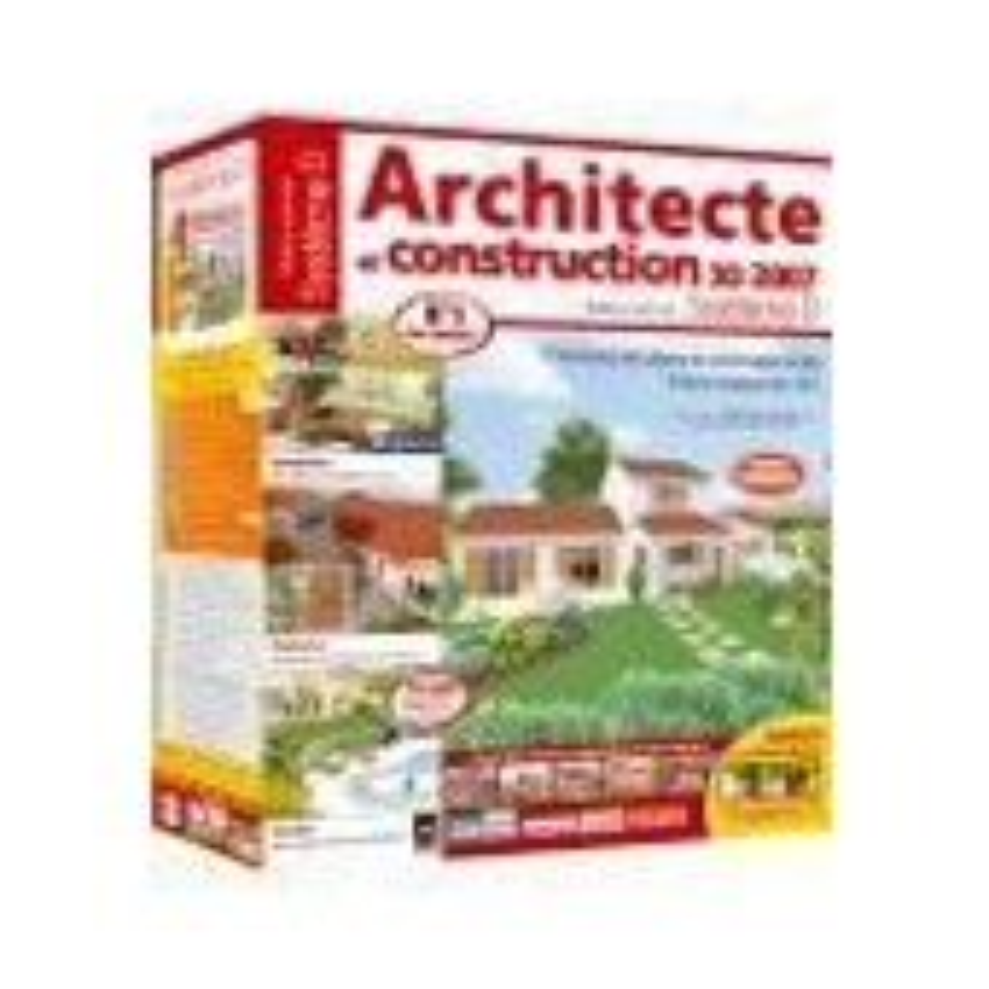 Architecte Et Construction 3d 2007 Edition Special Systeme D