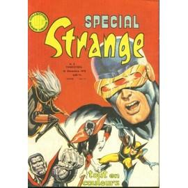 Sp�cial Strange N� 6 Du 10 D�cembre 1976