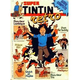 Super Tintin N� 21 : Retro