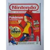 Nintendo, Le Magazine Officiel N� 38 : Pok�mon Xd/Emeraude
