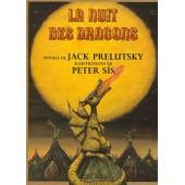 La Nuit Des Dragons de Jack Prelutsky