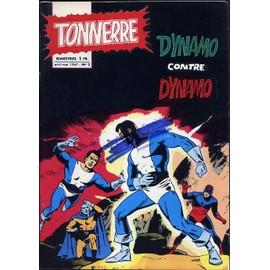 Tonnerre N� 02 : Dynamo Contre Dynamo