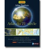 Atlas Du 21 Siecle de yves lacoste
