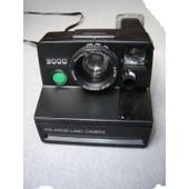 Polaroid Land Camera Model 3000