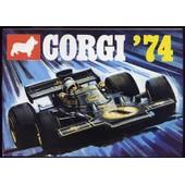 Catalogue Corgi 1974 de Mettoy Playcraft Ltd