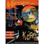 In Session With - Play Along With Six Classic Korn Tracks - Guitar Tabs - Avec 1 Cd