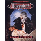 Ad&d Ravenloft Royaume D'�pouvante Bo�te De Campagne de Collectif