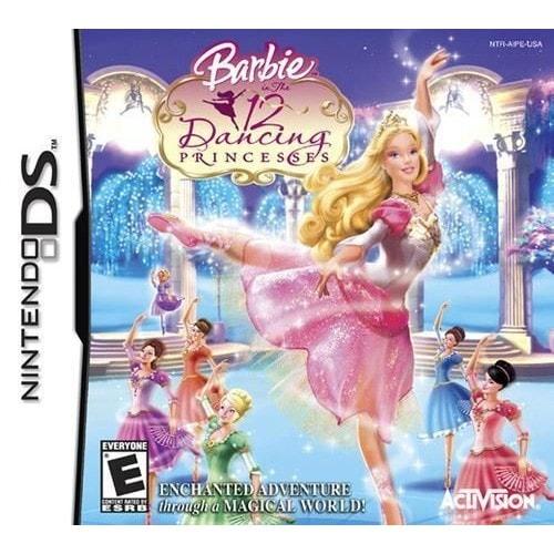 Barbie Jet Set Style - Nintendo DS