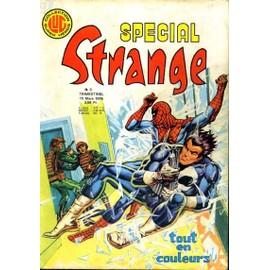 Sp�cial Strange N� 3 De Mars 1976