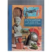 Encyclop�die Du Livre D'or Pour Gar�ons Et Filles (En 16 Volumes Indissociables) de Parker, B.M.