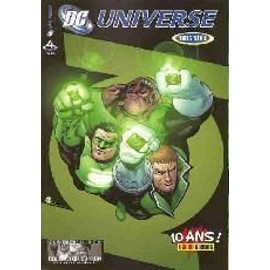 Dc Universe Hors Serie Hors-S�rie N� 4 : Le Corps Des Green Lantern : Recharge