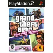 Grand Theft Auto Vice City Stories - Ensemble Complet - Playstation 2 - Fran�ais