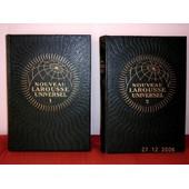 Nouveau Larousse Universel En 2 Volumes 1948-1949 de AUGE, Claude