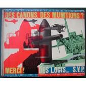 Des Canons, Des Munitions ? Merci ! Des Logis... S.V.P. de Le Corbusier (Pseudo de Charles Edouard)