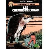 Simon Du Fleuve T 7 : Les Chemins De L'ogam de AUCLAIR - RIONDET