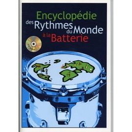 Encyclopédie des rythmes du monde à la batterie