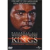 When We Were Kings de Leon Gast