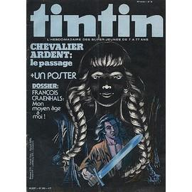Tintin N� 242 : Chevalier Ardent : Le Passage - Dossier Francois Craenhals : Mon Moyen �ge � Moi