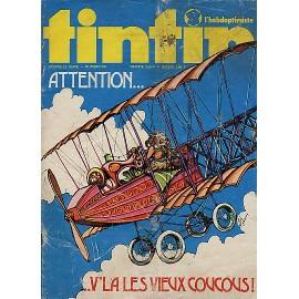 Tintin L'hebdoptimiste N� 86 : Attention... V'la Les Vieux Coucous