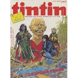 Tintin N� 230 : Jugurtha : Le Prince Rouge