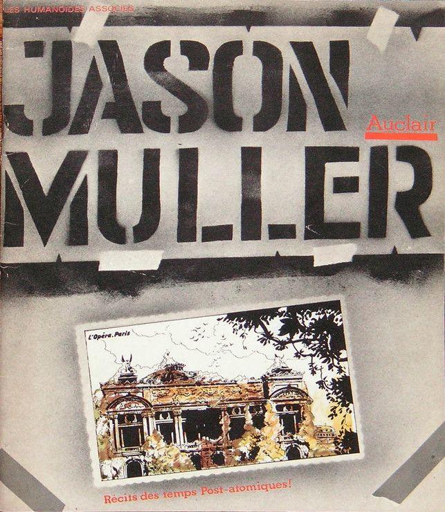 Jason Muller (Récits des temps post-atomiques)