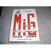 Les Avions Mig 1939-1989 Docavia N� 33 de BELYAKOV, R.A
