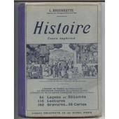 Histoire, Cours Sup�rieur de l brossolette
