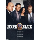 Nypd Blue Saisons 1 � 3 - Coffet Collector 18 Dvd de Bochco, Steven