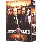 Nypd Blue - Saison 4 - Edition Belge de Collectif