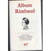 Album Rimbaud de arthur rimbaud