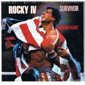Burning Heart - Rocky 4 - Survivor