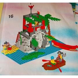 Lego 6264 - Ile Des Indig�nes